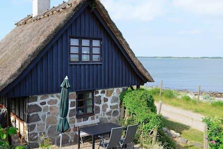 Charmantes Ferienhaus in Fünen mit Terrasse