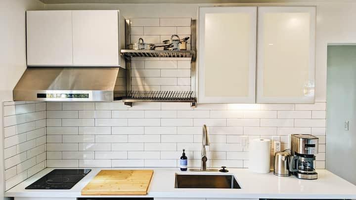 European designed modern new home