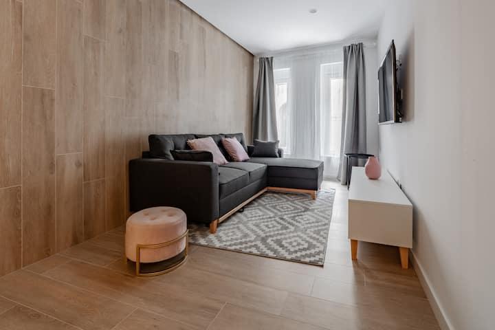 Apartamento 1º
