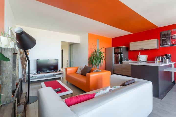"""Appartement """" les 30 glorieuses """" - 法國里昂"""