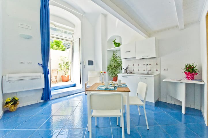 Alfieri rooms - appartamento Cielo - Atrani - Apartament