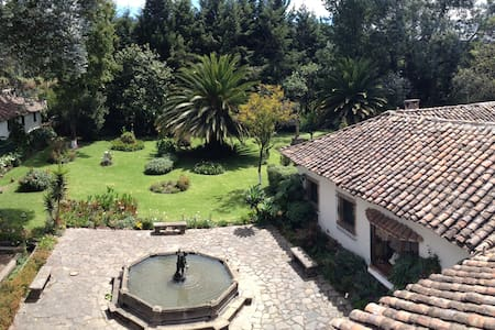 Country house - Amaguaña - Vila
