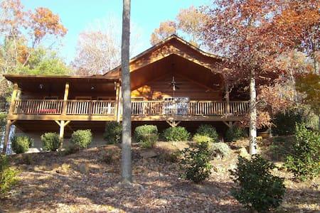 Haven in the Hills Luxury Cabin  Murphy, NC - Murphy