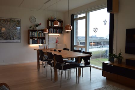 Central nice, new apartment - Roskilde - Wohnung