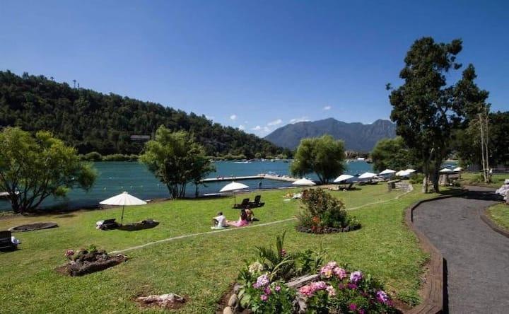 Nuevo Dpto Parque Pinares con Wifi/Salida al lago