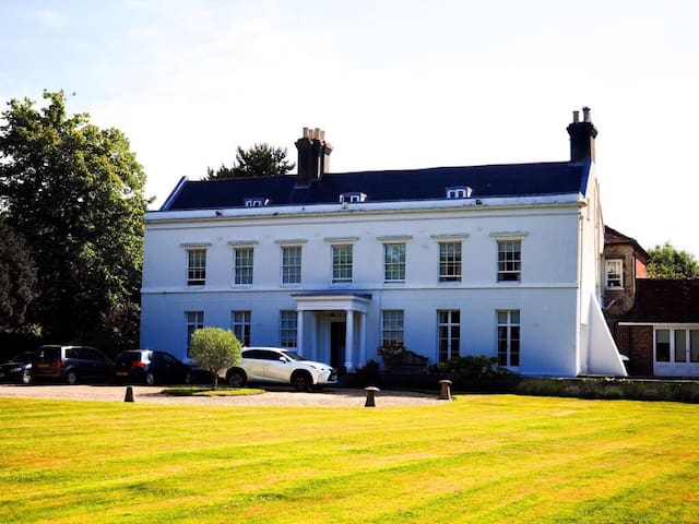 Chichester / Goodwood - North Wing of Manor House