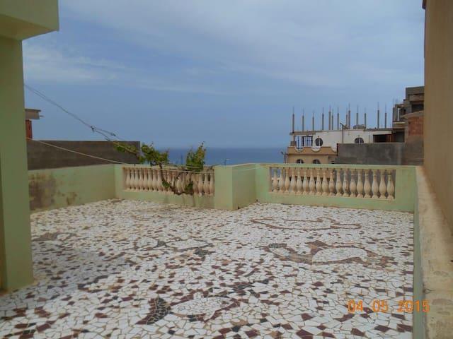 Maison bord de mer à Rachgoun - Rechgoun - Hus