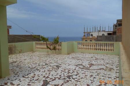 Maison bord de mer à Rachgoun - Rechgoun