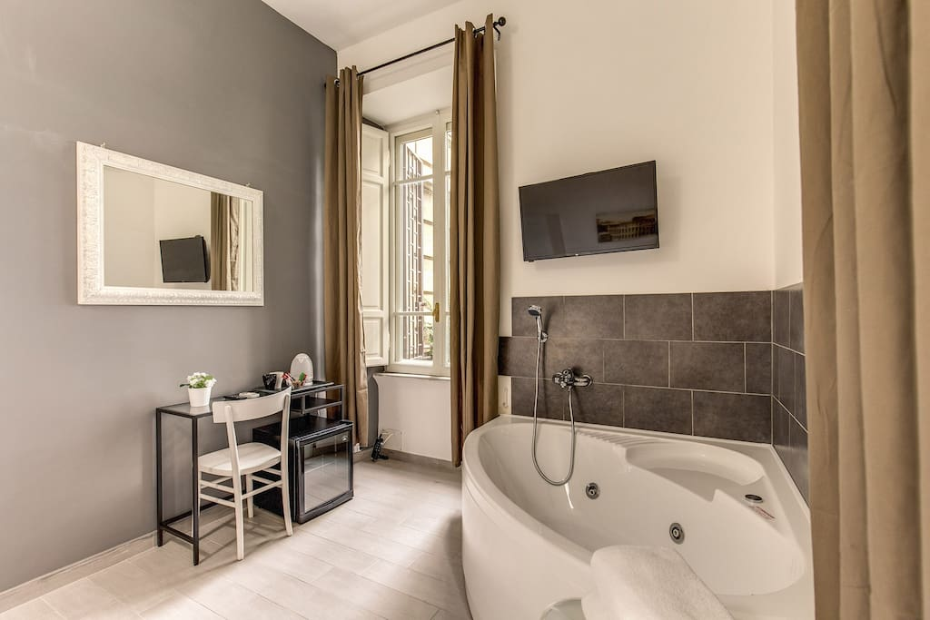 Imperial 78 Suite Colosseo Jacuzzi Chambres D 39 H Tes