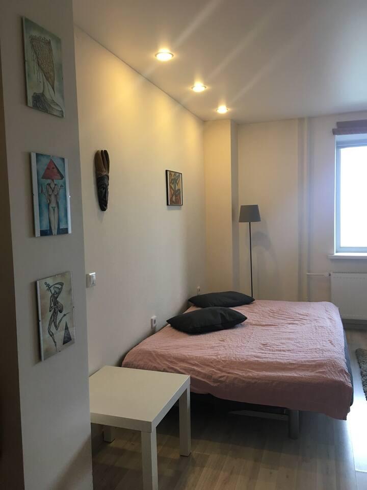 Apartment on Visokaya  street 18 A