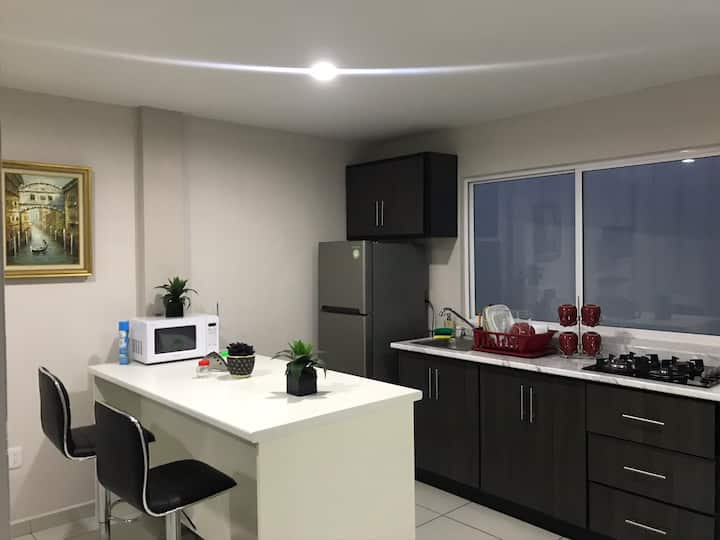Hermoso departamento, cómodo y funcional