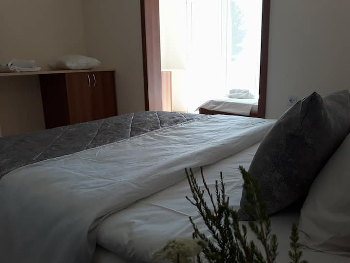 Comfort Τρίκλινο Δωμάτιο KINIRA Beach Hotel