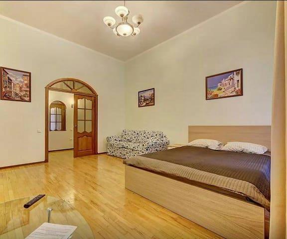 Spacious and Warm apartment - Novomoskovsk