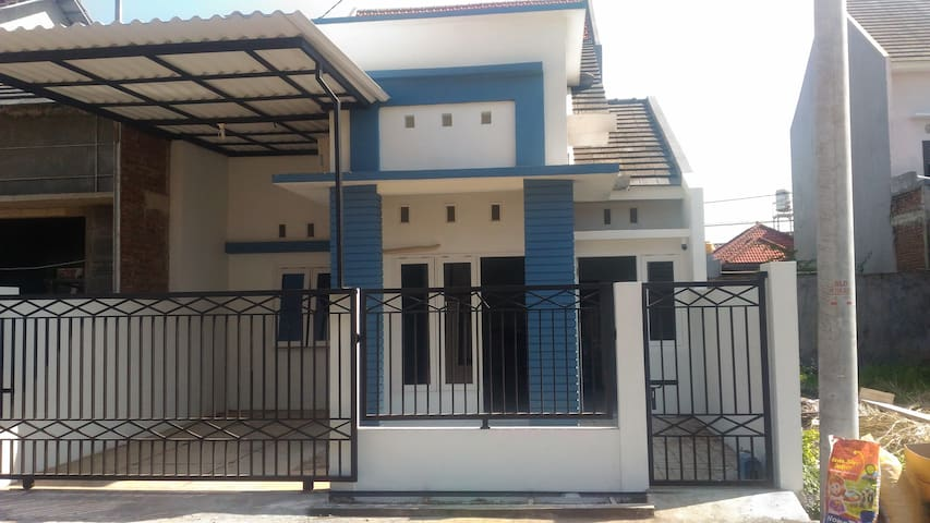 Rumah Minimalis Rungkut Surabaya