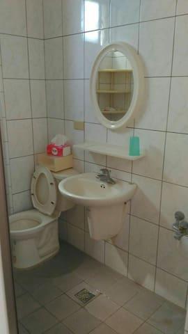 單獨用浴室