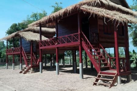 Bungalow in Countryside of Siem Reap