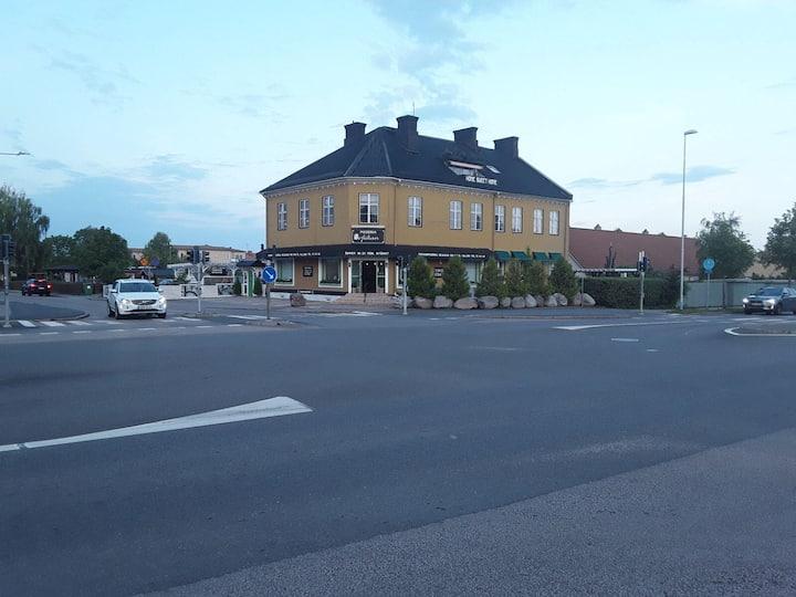 Paradlägenhet nr. 2 i Eskilstuna (100 kvm)