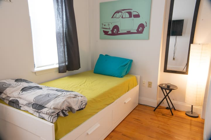 Cozy Room in East Williamsburg. New Building