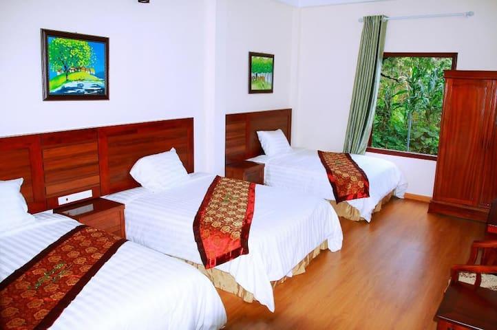 Phòng tiêu chuẩn 3 giường