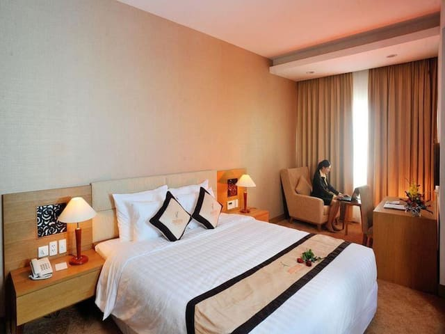 Big Room 2Bed at My Tho , Tieng Giang For Share - Trung An - อพาร์ทเมนท์