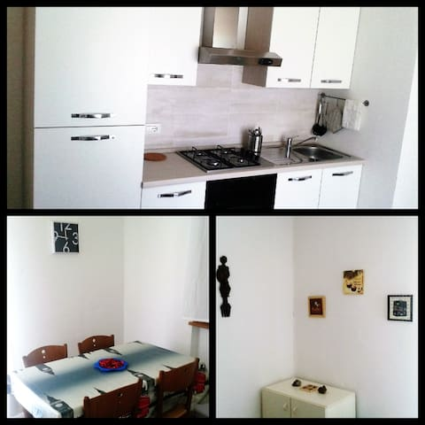 Sweet apartment with nice garden - Vattaro - Wohnung