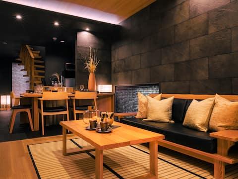 SAMURAI HOUSE 2★10Min Nagoya Sta★Max8ppl★