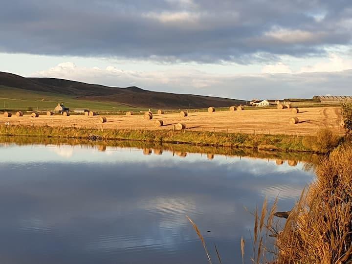 Lindisfarne on the Loch