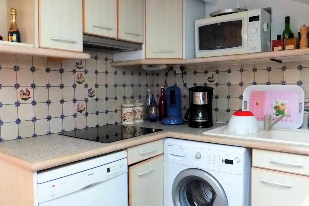 Functionnal kitchen Cuisine fonctionnelle