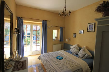 Cozy rooms in the parc du Verdon - Saint-Laurent-du-Verdon - Penzion (B&B)