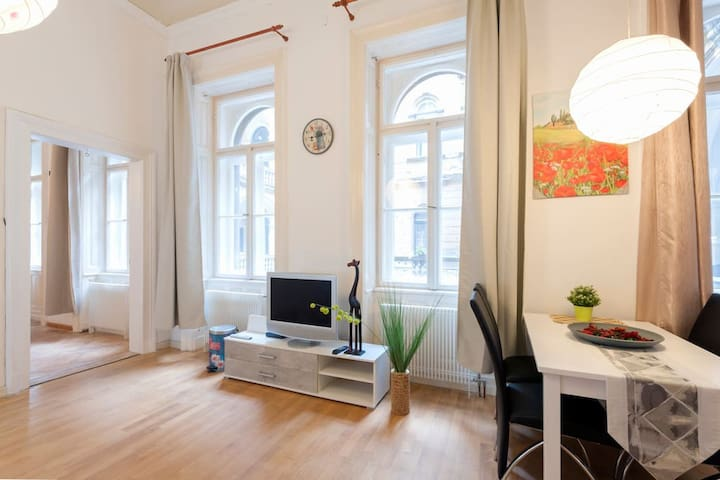 Cozy Andrassy Street Apartment