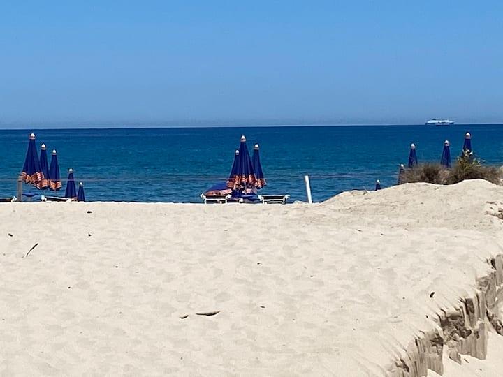 Relax in pineta vicino al mare