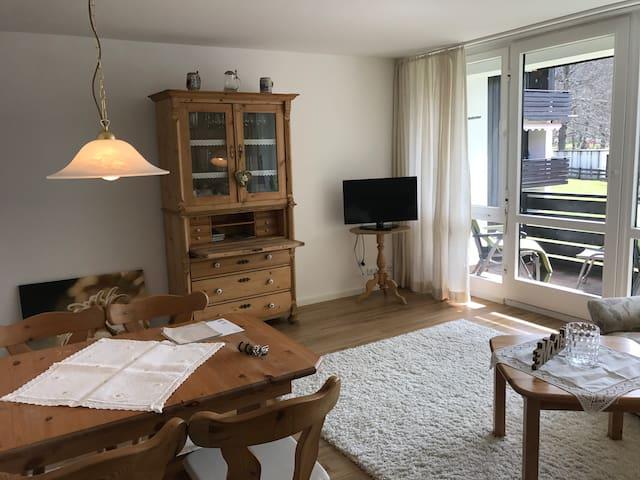 Ferienwohnung Edelweiß (bis 2 Personen) - Schliersee - Appartement en résidence
