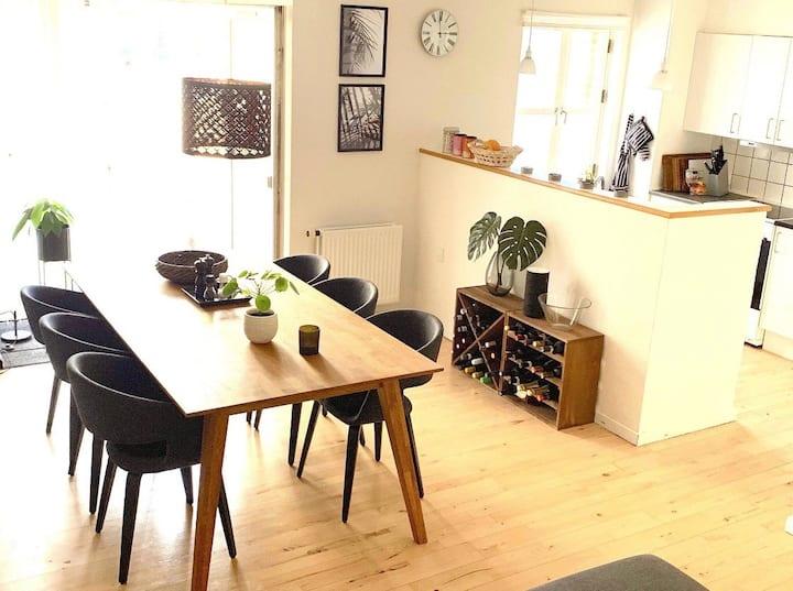 3-værelses perle i Odense gågade