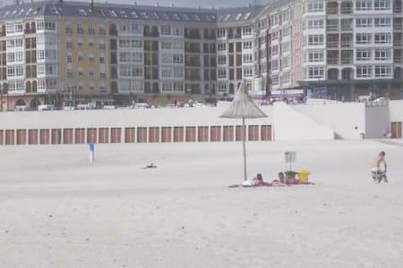 Apartamento en primera línea de playa, Foz - Lugo - Foz