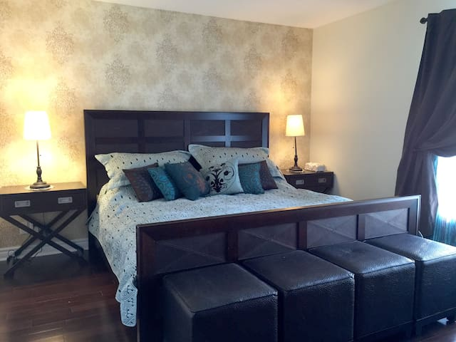 apartment in Laval very close to metro Montmorency - Laval - Apartmen
