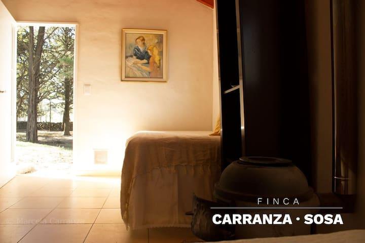 Finca Carranza Sosa, departamento DE LA TRANQUERA