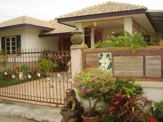 An attractive Bungalow in Surin