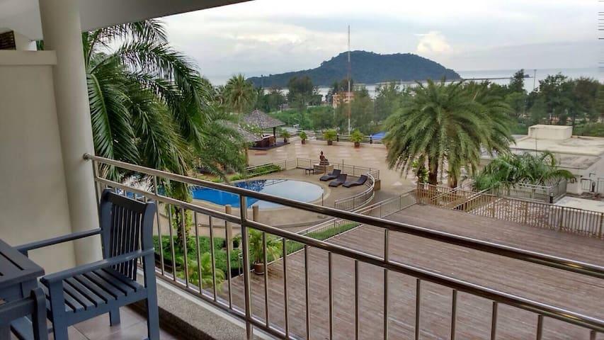 Seaview condo at Belair panwa. - Muang - Apartment
