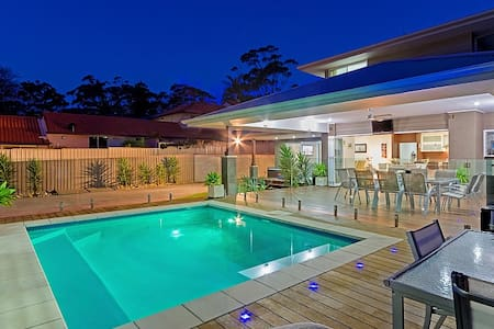 Luxury home with heated pool - North Avoca - House