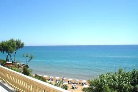 Pelagos Beachfront studio / Apartments - Agios Georgios - アパート