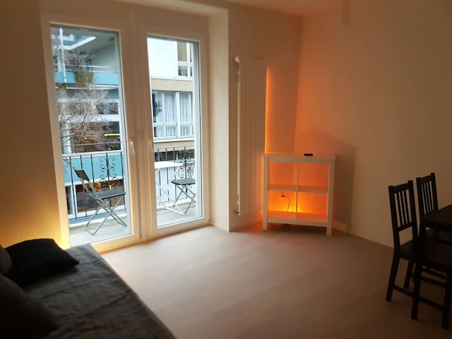 Nice 2 room appartement in center - Zuric - Pis