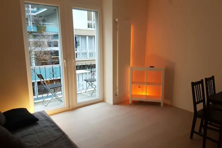 Nice 2 room appartement in center - Zürich - Wohnung