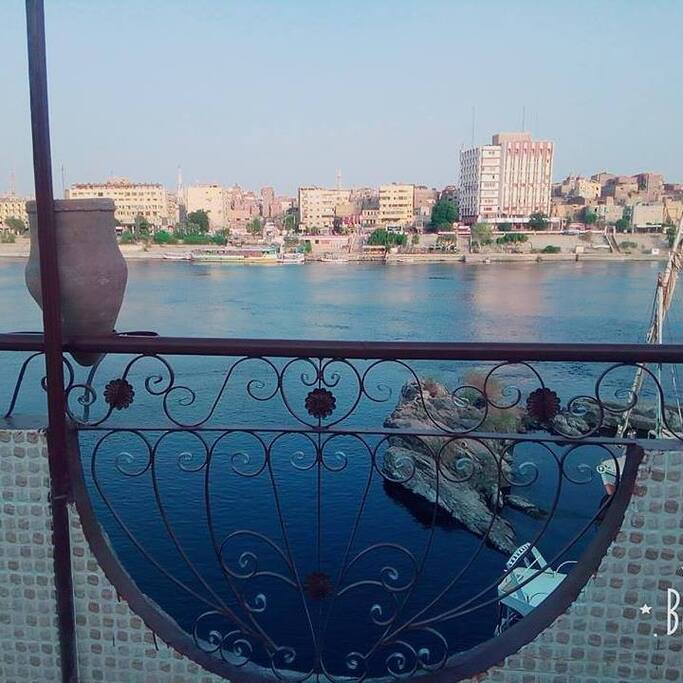 View of the Nile River - Suite