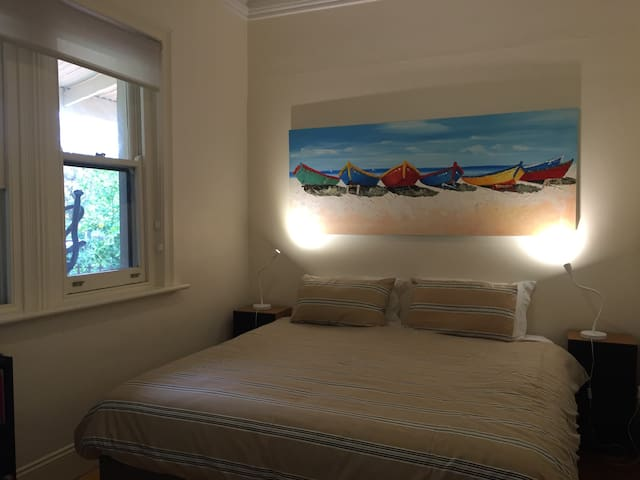 Our third bedroom is adaptable - a King bed or ...