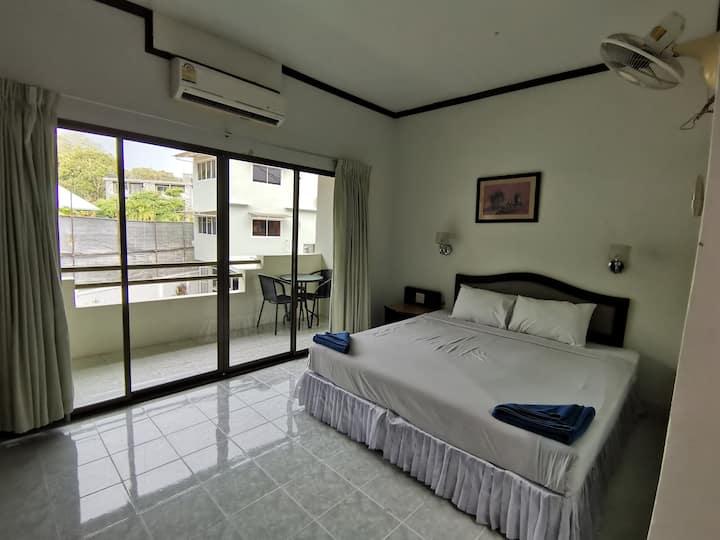 Superb Standard Double Room at P.K. Mansion