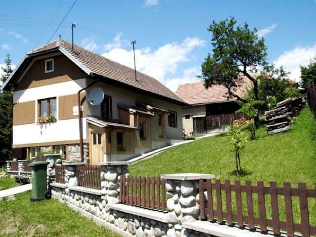 Chalupa Durani - Batizovce - High Tatras