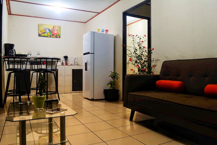 Private Apartment w/2 Bedrooms La Fortuna