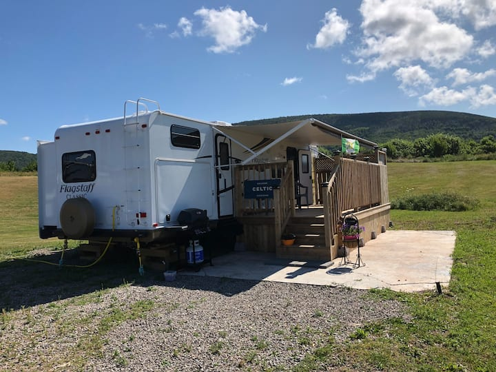 Cabot Trail Vacations RV Cottages The Celtic