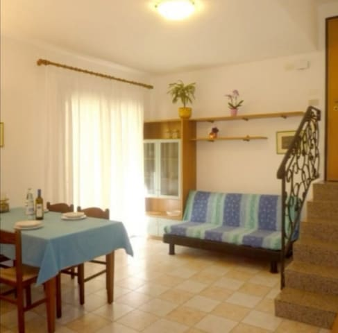 "RESIDENCE ""A"" MINERVA 2 min from the beach"