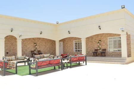 Villa in Masirah Island